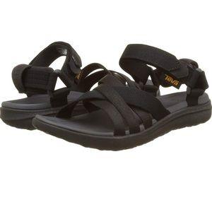 Teva Women's W Sanborn Sandal Size 8